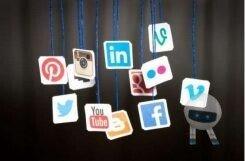 معرفی انواع شبکه اجتماعی در بازاریابی